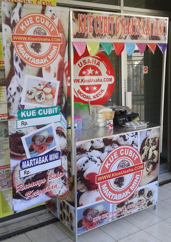 Franchise Martabak Kue Cubit