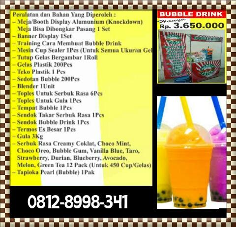franchise-bisnis-bubble-drink-modal-kecil