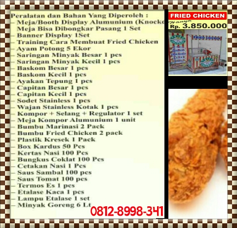 franchise-bisnis-fried-chicken-murah