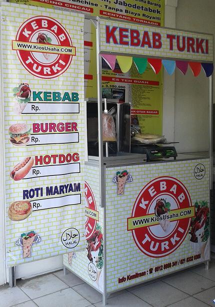 usaha franchise makanan murah