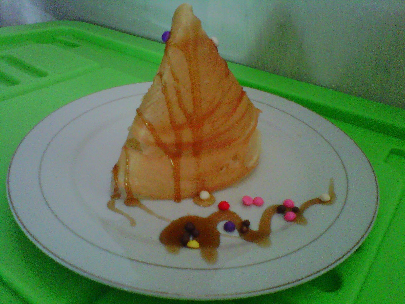 Proposal Usaha Crepes