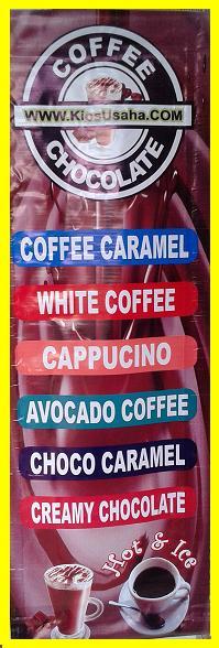 bisnis minuman kopi dan coklat