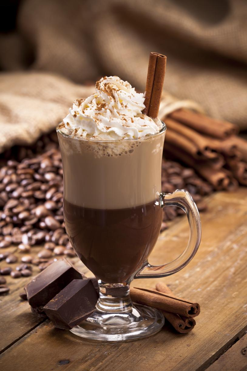 kopi dan coklat