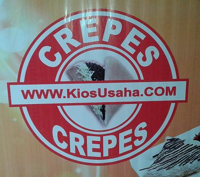 Paket peluang usaha crepes