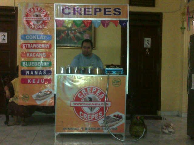 peluang usaha franchise crepes