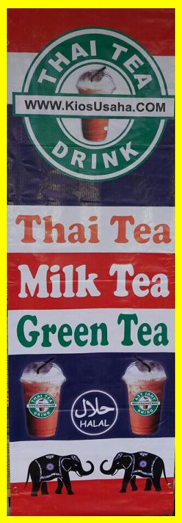 Usaha Thai Tea Murah
